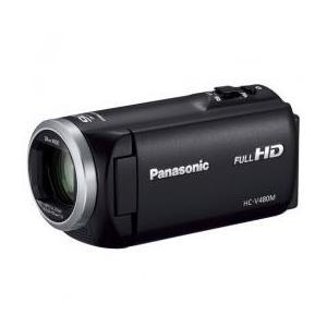 ビデオカメラ パナソニック HC-V480M-K