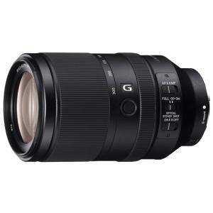 ○SONY デジタル一眼カメラα[Eマウント]用レンズ FE 70-300mm F4.5-5.6 G...
