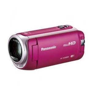 ビデオカメラ パナソニック HC-W580M-P