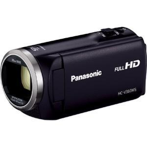 ビデオカメラ パナソニック HC-V360MS-K archholesale