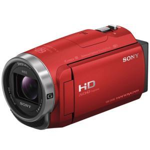 ビデオカメラ SONY HDR-CX680-R archholesale