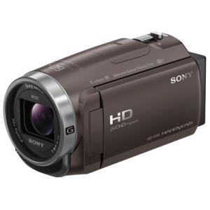 ビデオカメラ SONY HDR-CX680-TI...