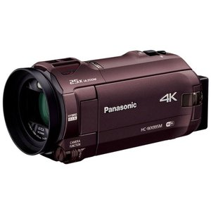 ビデオカメラ パナソニック HC-WX995M...