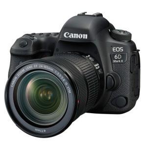 デジカメ一眼 EOS 6D Mark II EF24-105 IS STMレンズキット|archholesale