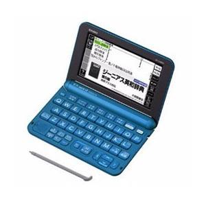 電子辞書 カシオ XD-G4800BU