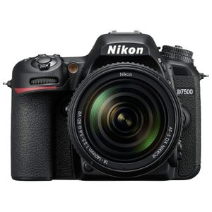 ○ニコン デジタル一眼レフカメラ D7500 18-140 VR レンズキット ----- ※精密機...