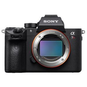 ○SONY デジタル一眼カメラ α7R III ILCE-7RM3 ボディ ※レンズは別売りです。