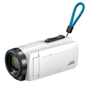ビデオカメラ ビクター GZ-R470-W...