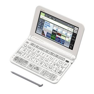 電子辞書 カシオ XD-Z9800WE|archholesale