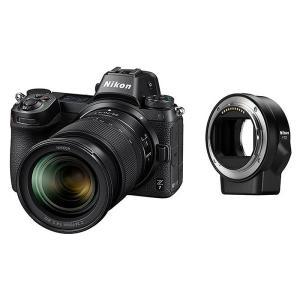 ○ニコン デジタル一眼レフカメラ Z 7 24-70+FTZ マウントアダプターキット ----- ...