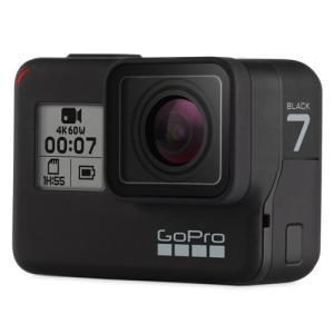 【延長保証対象外】 ○GoPro ビデオカメラ HERO7 BLACK CHDHX-701-FW