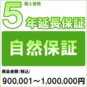 個人5年延長保証 自然故障 商品金額 税込900,001円〜1,000,000円用|archholesale