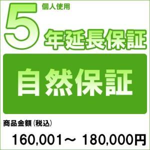 個人5年延長保証 自然故障 商品金額 税込160,001円〜180,000円用|archholesale