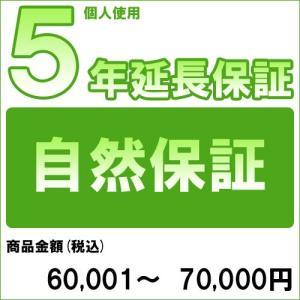 個人5年延長保証 自然故障 商品金額 税込60,001円〜70,000円用|archholesale