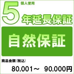 個人5年延長保証 自然故障 商品金額 税込80,001円〜90,000円用|archholesale