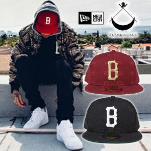 【Black Scale】 BE AWARE NEW ERA CAP 【ブラックスケール】