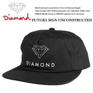 FUTURA SIGN UNCONSTRUCTED SNAPBACK CAP BLACK|archrival