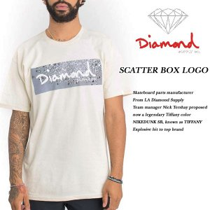 SCATTER BOX LOGO TEE WHITE|archrival