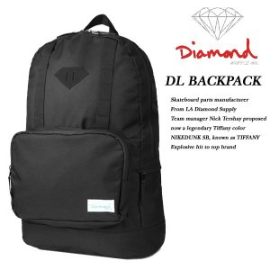 Diamond Supply Co BACK PACK|archrival