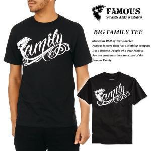 FAMOUS SAS BIG FAMILY TEE BLACK|archrival
