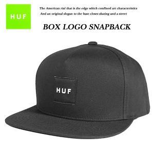 BOX LOGO SNAPBACK CAP BLACK|archrival