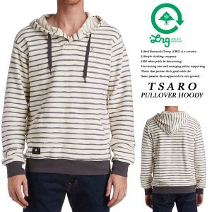 TSARO PULLOVER HOODIE OFF WHITE|archrival