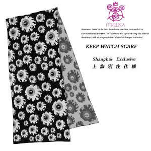 KEEP WATCH SCARF|archrival