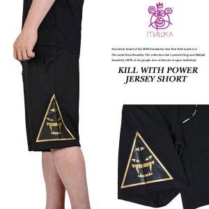 MISHKA KILL WITH POWER JERSEY SHORT|archrival