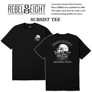 REBEL8 x DHARMA PUNX SUBSIST TEE|archrival