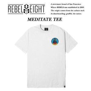 REBEL8 MEDITATE TEE|archrival