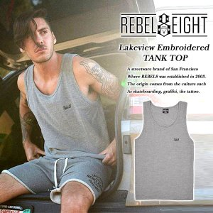 REBEL8 LAKEVIEW EMBROIDERED TANK TOP|archrival