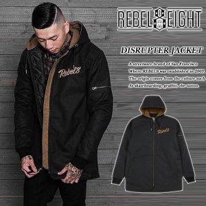 REBEL EIGHT DISRUPTER JACKET|archrival