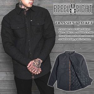 REBEL EIGHT TRANSIENT JACKET|archrival
