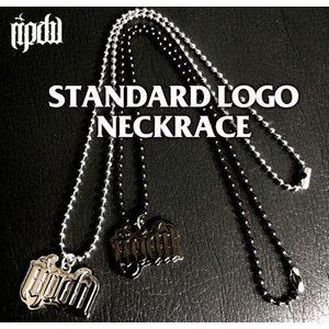 ripdw STANDARD LOGO NECKLACE スタンダードロゴネックレス リップデザインワークス|archrival
