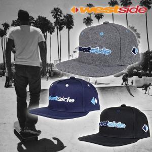 【WestSide】 WestSide Standard CAP スタンダード キャップ  【ウエストサイド】|archrival