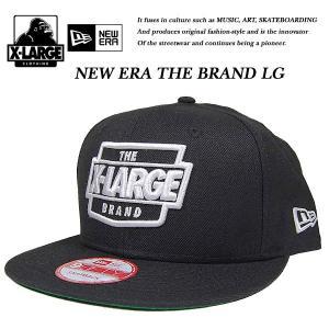 X-Large NEWERA THE BRAND LOGO SNAPBACK CAP BLACK ニューエラ ザ ブランド ロゴ スナップバック キャップ ブラック 黒 エキストララージ|archrival