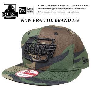 X-Large NEWERA THE BRAND LOGO SNAPBACK CAP CAMO ニューエラ ザ ブランド ロゴ スナップバック キャップ カモ 迷彩 エキストララージ|archrival