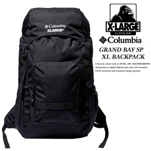 X-LARGE x Columbia GRAND BAY SP XL BACKPACK|archrival