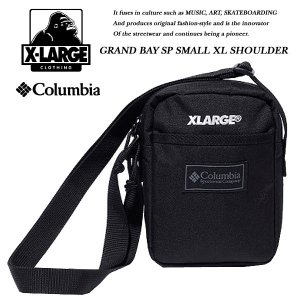 X-LARGE x Columbia GRAND BAY SP SMALL XL SHOULDER BAG|archrival