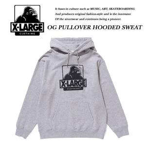 OG PULLOVER HOODED SWEAT ASH|archrival
