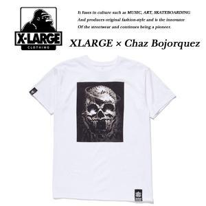 X-Large S/S TEE CHAZ OG エキストララージ|archrival