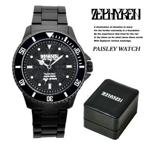 PAISLEY WATCH BLACK|archrival