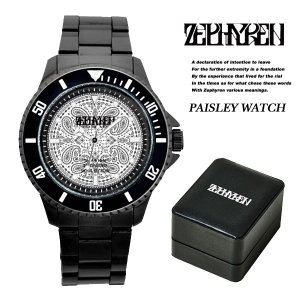 PAISLEY WATCH WHITE|archrival