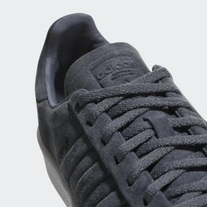 日本国内正規品 アディダス adidas オリジナルス キャンパス ステッチ アンド ターン [CAMPUS STITCH AND TURN W] オニキス/オニキス/ゴールドメット BB6764|archtrade|09