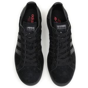 日本国内正規品 adidas アディダス オリジナルス キャンパス CAMPUS ブラック/ブラック/レッド BZ0079|archtrade|09