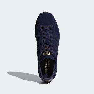 日本国内正規品 adidas アディダス オリジナルス キャンパス シューズ CAMPUS ノーブルインク/ノーブルインディゴ/ゴールドメット CQ2045|archtrade|02