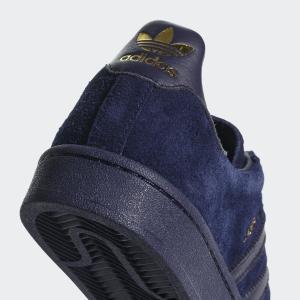 日本国内正規品 adidas アディダス オリジナルス キャンパス シューズ CAMPUS ノーブルインク/ノーブルインディゴ/ゴールドメット CQ2045|archtrade|08