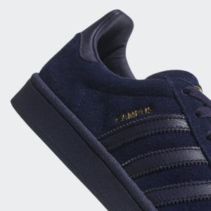 日本国内正規品 adidas アディダス オリジナルス キャンパス シューズ CAMPUS ノーブルインク/ノーブルインディゴ/ゴールドメット CQ2045|archtrade|09