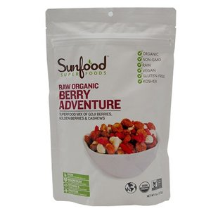 BERRY ADVENTURE ベリーアドベンチャー 227g sunfood|arcles01