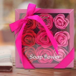 母の日ソープフラワー(Rose/Pink) arcles01